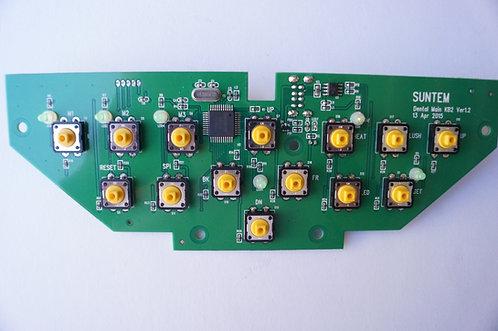 Tarjeta electrónica de tri modular Suntem