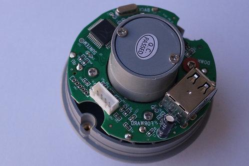 Joystick de pedal con tarjeta electrónica suntem