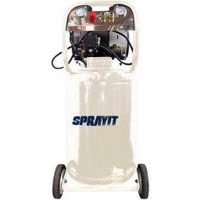 Compresor libre de aceite  38lt. 1hp