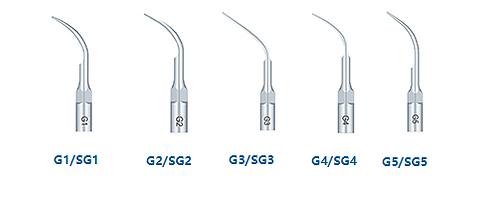 puntas para escariador dental
