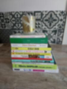 Livres écologie