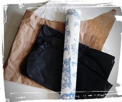 emballages cadeau réutilisables et zéro déchet