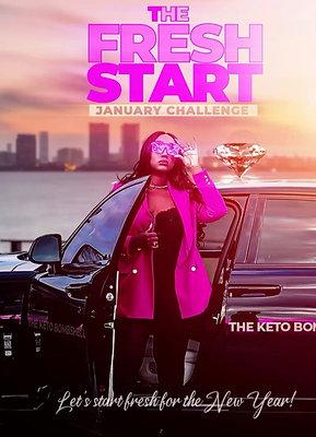 JANUARY FRESH START CHALLENGE