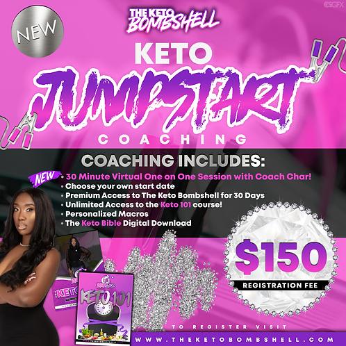 Keto Jumpstart Coaching