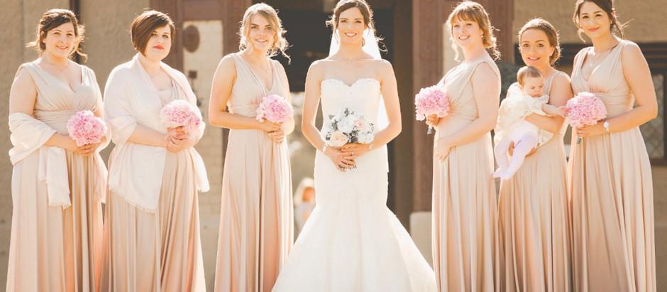 The Bridal Look: Hair Up Vs Hair Down