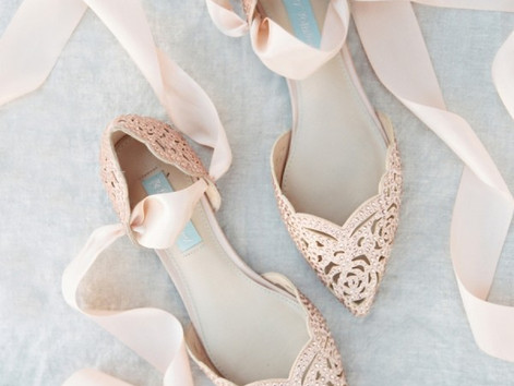 Fabulous Inspiration For Flat Wedding Shoes