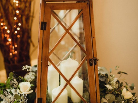 Enchanting Tips For Styling A Rustic Winter Wedding