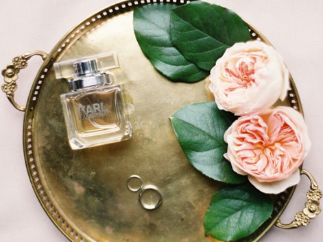 Everything You Need To Know About Your Bridal Perfume