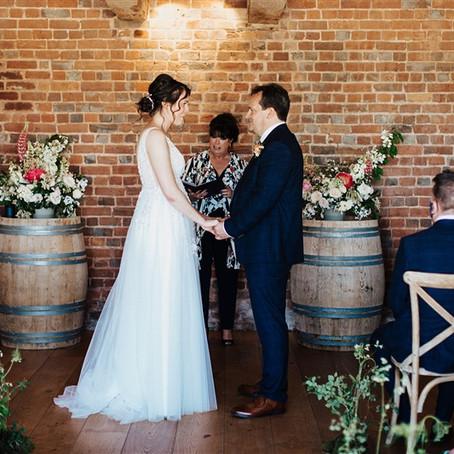 10 Non-Religious Wedding Readings For Your Ceremony