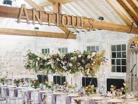 2018 Floral Wedding Trends