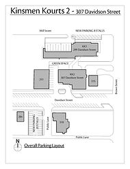 Overall Parking Layout