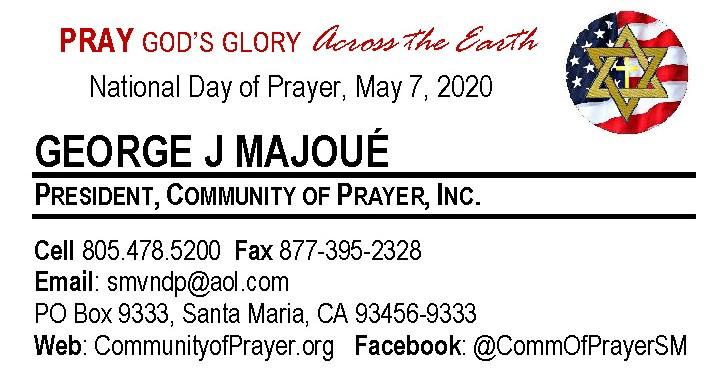 Community of Prayer, Inc.