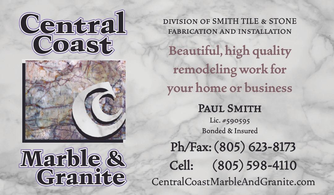 Central Coast Marble & Granite