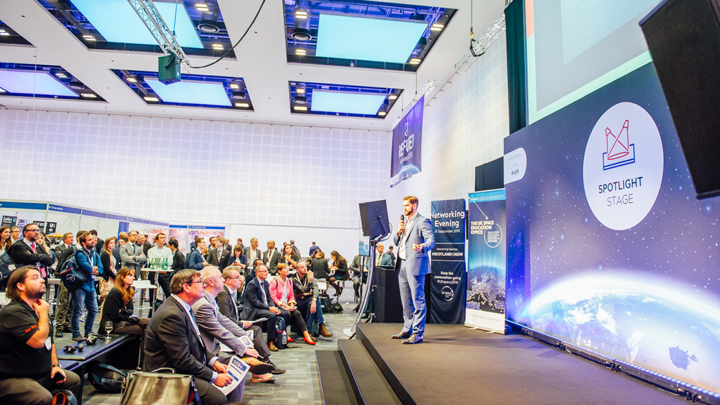 UK Space Conference 2021