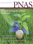 87 - PNAS - decarbonizing the energy lan