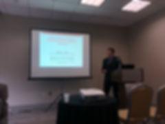 10-2019 Mike Presenting ECS.jpg