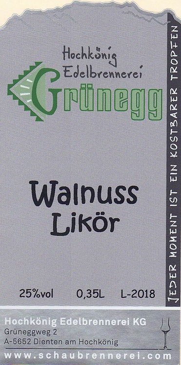Walnuss Likör