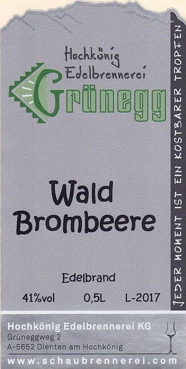 Wald-Brombeere Edelbrand