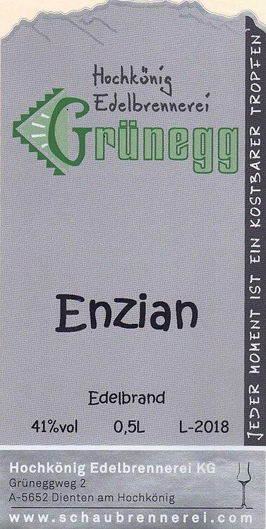 Enzian Edelbrand
