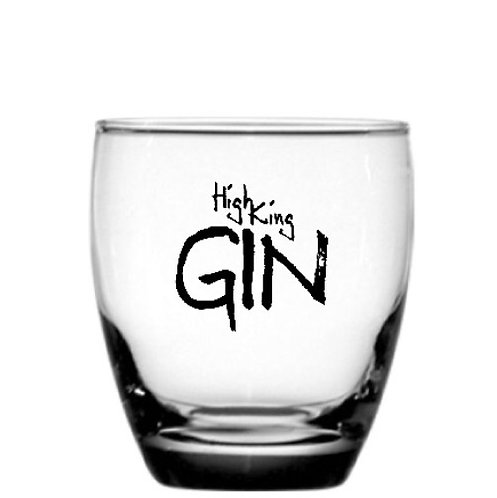 Highking GIN Glas