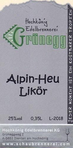 Alpin-Heu Likör