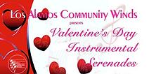Flyer for Valentine's Day Instrumental Serenades