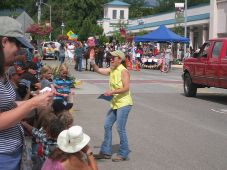 See you at the Rodeo Parade and Stroll the Stables!