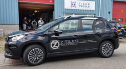 Z-Tiles peugeot