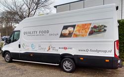 Quality Food bus