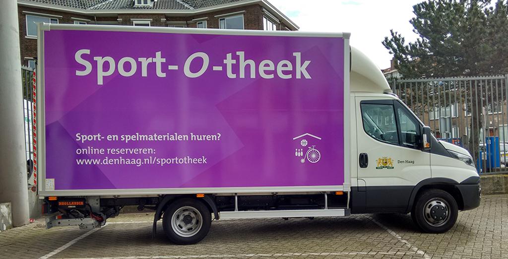 Sport O Theek gem. Den Haag