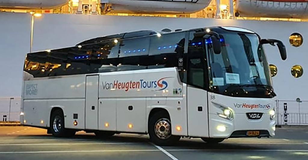 Van Heugtentours