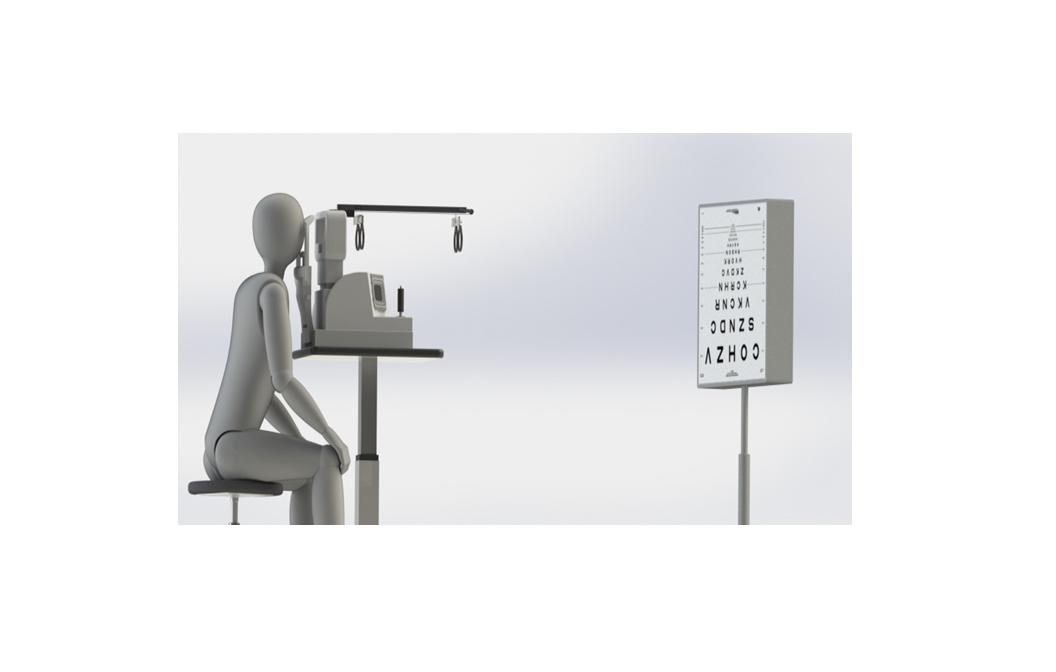 Binocular Automated Badal System