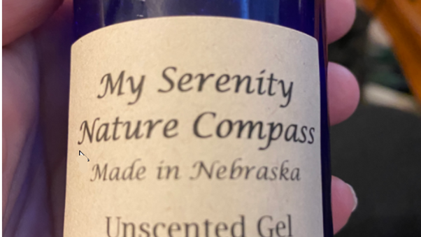 My Serenity Nature's Compass Hand Sanitizer