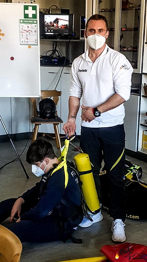 Erste-Hilfe Feuerwehr Rettung