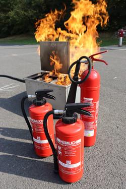 Feuerlöschsimulator