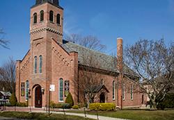 _st. patricks church- richmondtown
