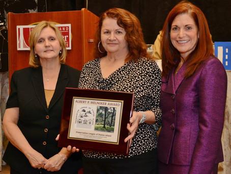 PLSI Receives the Albert P. Melniker Award from Chamber