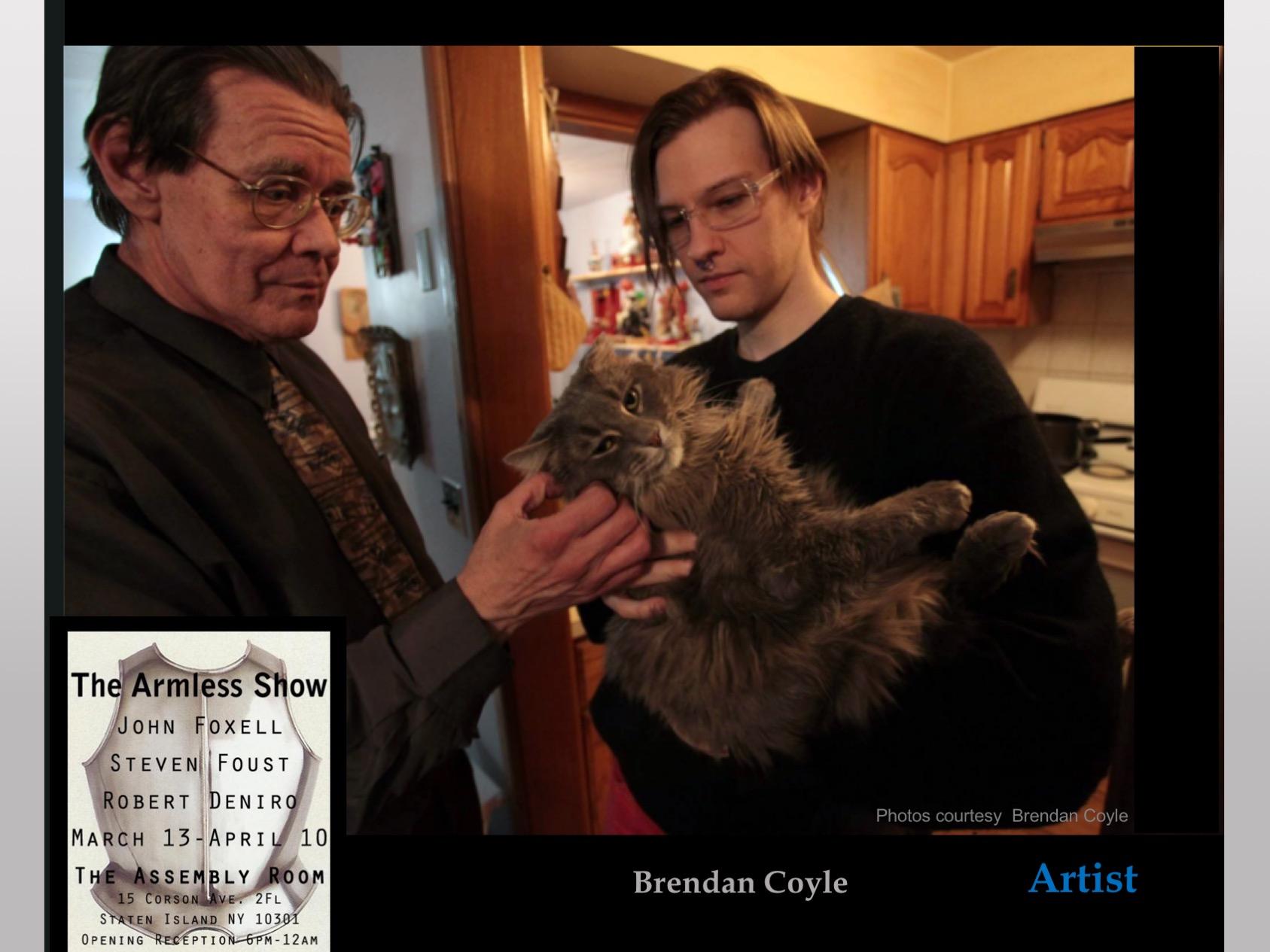 Brendan Coyle gave John a show.