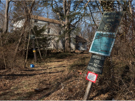 Saving the Olmsted-Beil House