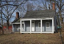 decker farmhouse- 435 richmond hill rd
