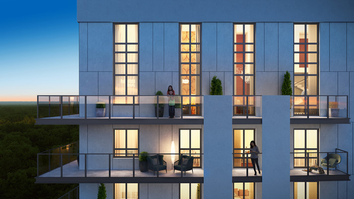 двухуровневые квартиры минск