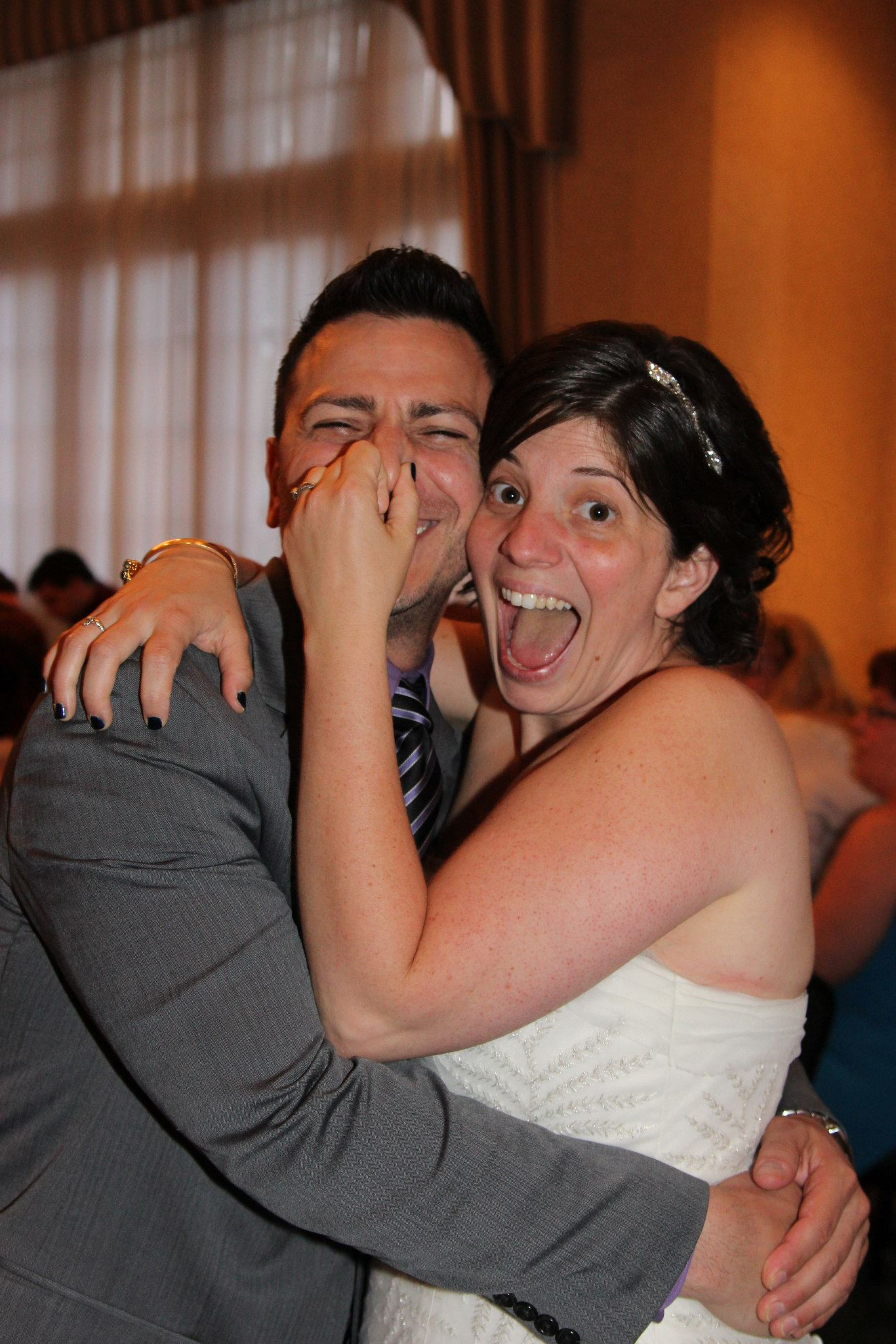 Davis-Secor Wedding