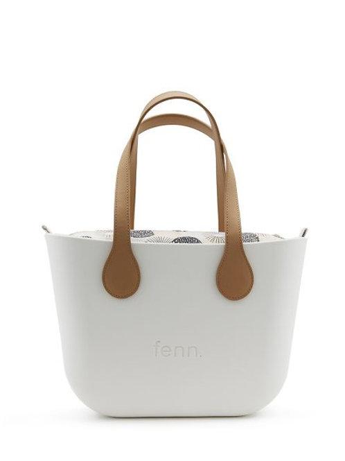 Fenn Petite Bag - White