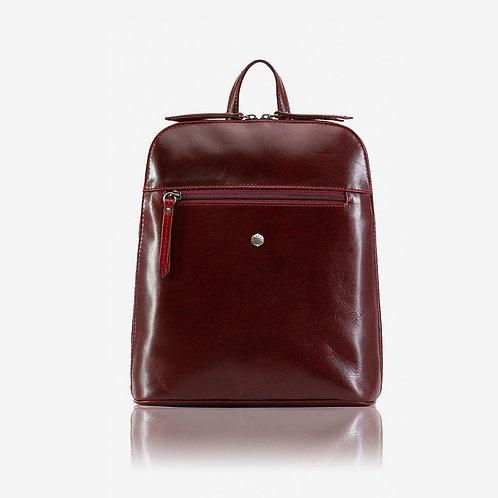 Jekyll & Hide Oxford Ladies Backpack - Rust