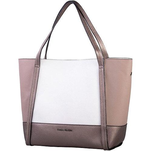 Pierre Cardin Roxy Tote Handbag - Bronze Multiple