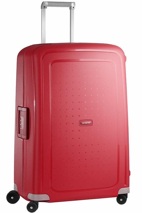 Samsonite Secure 75 cm Spinner - Red