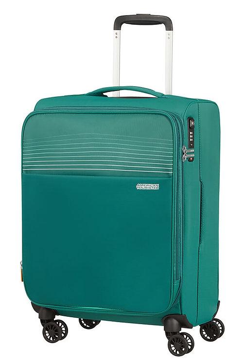 American Tourister Lite Ray 55 cm Spinner - Green