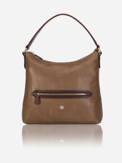 Jekyll & Hide Capri Handbag - Tan