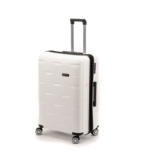 Roberto Tijorri Hard Case 75cm - White