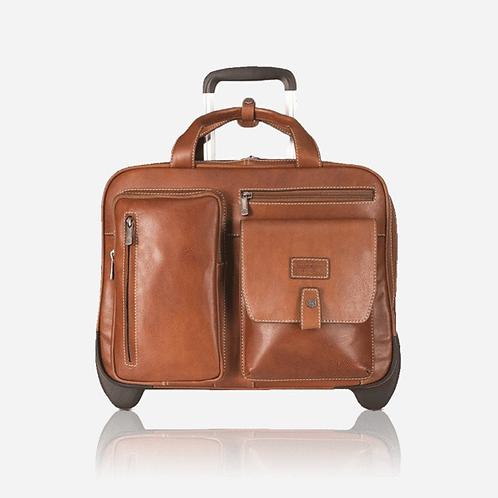 Jekyll & Hide Montana Mobile Cabin Office Bag - Colt